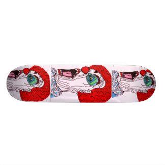 DERANGED CLOWN skateboard