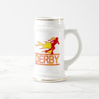 Derby 18 Oz Beer Stein