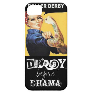 derby antes del drama funda para iPhone 5 barely there