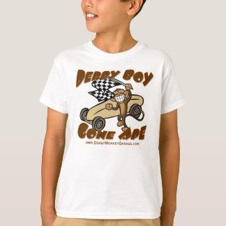 Derby Boy Gone Mad T-Shirt