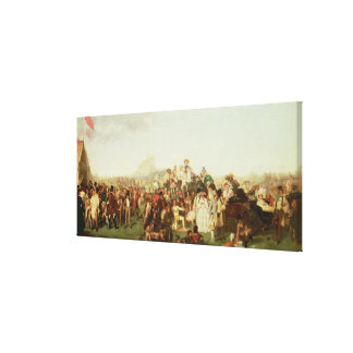 Derby Day (copy) Canvas Print