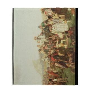 Derby Day (copy) iPad Case
