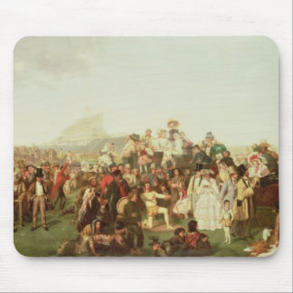 Derby Day (copy) Mouse Pad