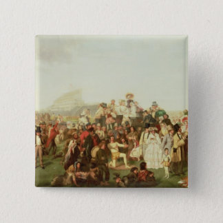 Derby Day (copy) Pinback Button