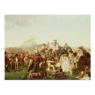 Derby Day (copy) Postcard