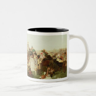 Derby Day (copy) Two-Tone Coffee Mug