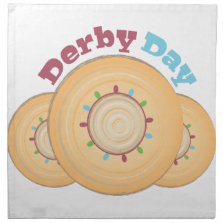 Derby Day Napkin