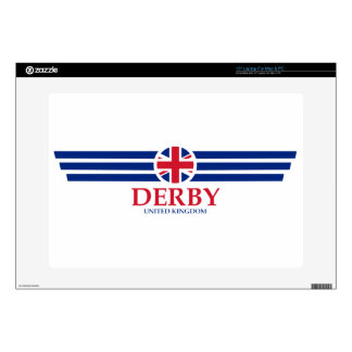 """Derby Decals For 15"""" Laptops"""