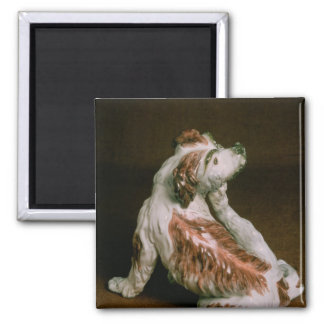 Derby figure of a King Charles spaniel Magnet