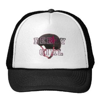 Derby Girl Mesh Hat