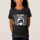 Derby Girl, Roller Derby T-Shirt