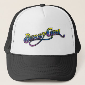 Derby Girl Trucker Hat