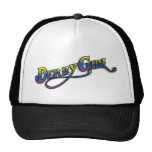 Derby Girl Trucker Hat