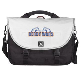 Derby guerrea bolso del ordenador portátil bolsas para portatil