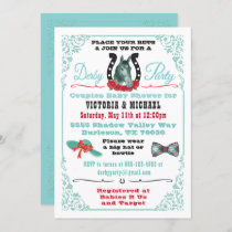 Derby Horse Racing Baby Shower invitation