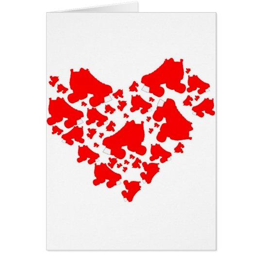 Derby Love Card