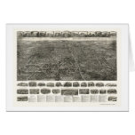 Derby (Manchester), CT Panoramic Map - 1914 Card