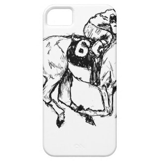 Derby Me Kentucky iPhone SE/5/5s Case