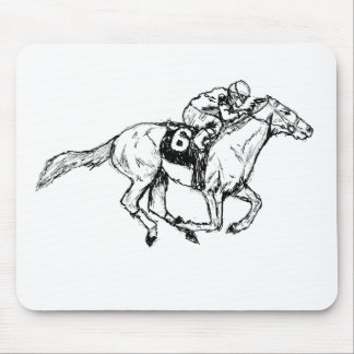 Derby Me Kentucky Mouse Pad