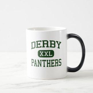 Derby - Panthers - Alternative - Derby Kansas Magic Mug