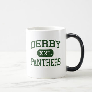 Derby - Panthers - Alternative - Derby Kansas Coffee Mug