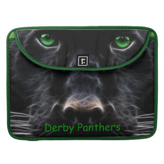 """Derby Panthers Macbook Pro sleeve 15"""""""