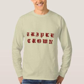 Derby Race w/maybe Triple Crown Tee Shirt