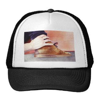 Derby Shoes Trucker Hat