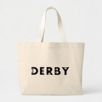 derby: skullphabet bolsa