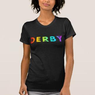 derby: skullphabet camiseta
