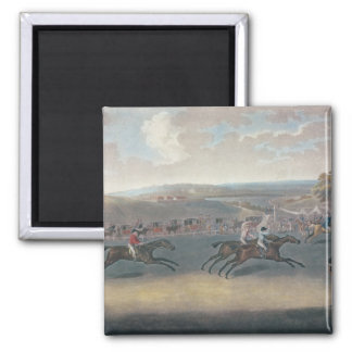 Derby Sweepstake, 1791/2 2 Inch Square Magnet