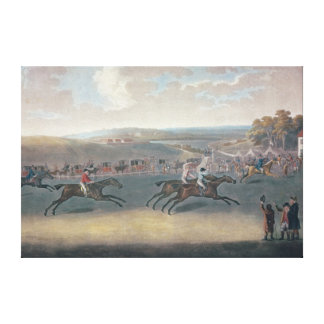Derby Sweepstake, 1791/2 Canvas Print