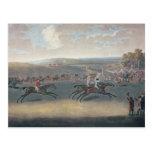 Derby Sweepstake, 1791/2 Postcard
