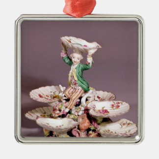 Derby table centrepiece 1760-65 ornaments