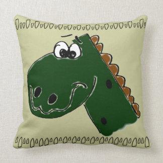 Derby the Dinosaur Pillows
