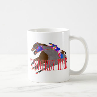 derby time 2016 Horse Racing Coffee Mug
