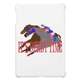 derby time 2016 Horse Racing iPad Mini Covers