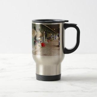 """Derby winner """"Orb"""" as a 2 yr. old Travel Mug"""