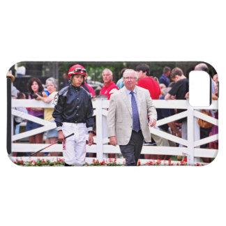 Derby winning Trainer Shug McGaughey iPhone 5 Case