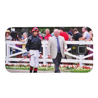 Derby winning Trainer Shug McGaughey Case For Galaxy S5