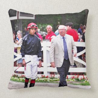 Derby winning Trainer Shug McGaughey Pillows