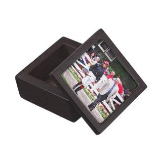 Derby winning Trainer Shug McGaughey Premium Keepsake Boxes