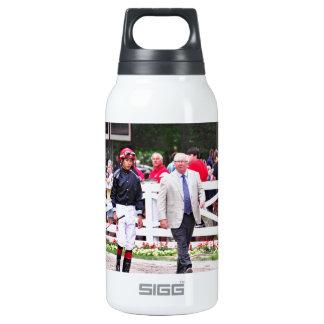 Derby winning Trainer Shug McGaughey 10 Oz Insulated SIGG Thermos Water Bottle