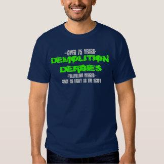 DERBYES de la DEMOLICIÓN, Fullfilling D… - Camisas