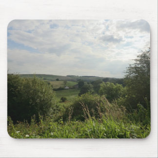 Derbyshire Dales in the Peak District Mouse Pad
