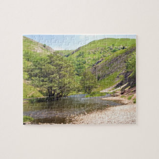 Derbyshire Dovedale Jigsaw Puzzle