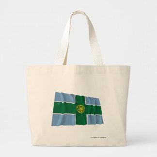 Derbyshire Waving Flag Bag