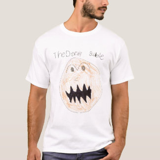 DerdyBubble-front only T-Shirt
