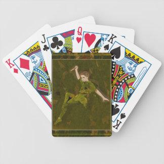Derecho hasta mañana baraja de cartas