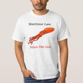 Derecho marítimo camisas